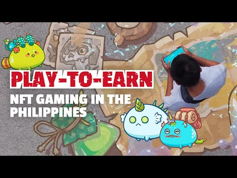 PLAY-TO-EARN   NFT Gaming in the Philippines   English