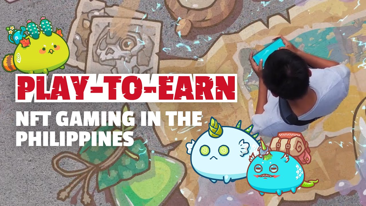 PLAY-TO-EARN   NFT Gaming in the Philippines   English - YouTube