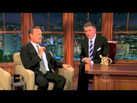 Tom Hanks does Scottish accent