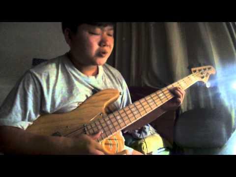 Yanni.The rain must fall bass solo