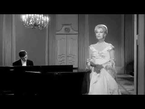 Ich grolle nicht (Schumann) in Gertrud (Dreyer) 1964 (spa subs)