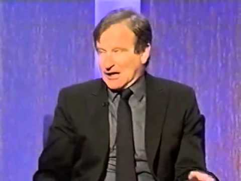 (edited) Robin Williams interview by Parkinson 2002
