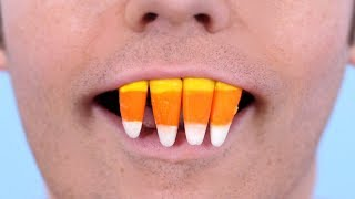 Teeth Made of Candy!