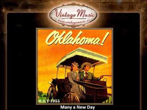Shirley Jones -- Many a New Day (Oklahoma - 1955) (O.S.T - B.S.O)