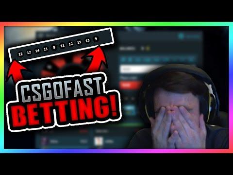LOSING EVERYTHING ON CS:GO BETTING!!!