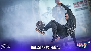 Fahed Al Braiki v Faisal - Group C | Red Bull Street Style 2018