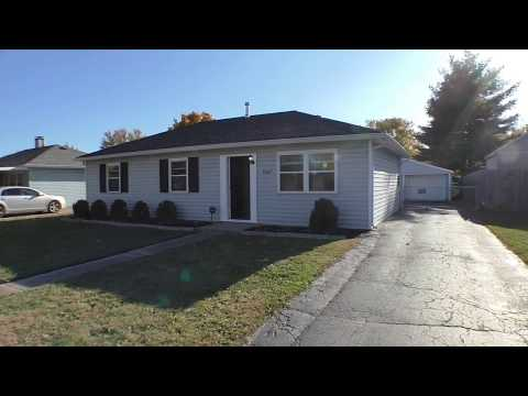 Indianapolis, IN 3BR/1BA House Rentals: 3567 W Perry St, Indianapolis, IN 46221