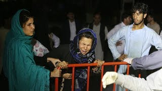 Suicide-bomb at Kabul wedding leaves 63 dead and 182 wounded