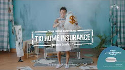 Tiq Home Insurance by Etiqa - What happens if you burn your house?