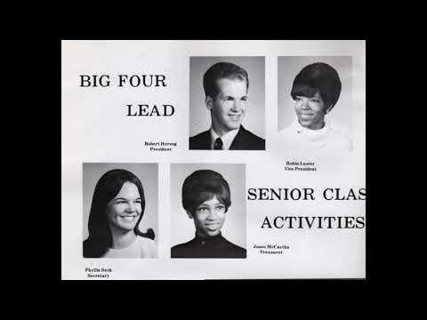 Pershing High School Class of 1968