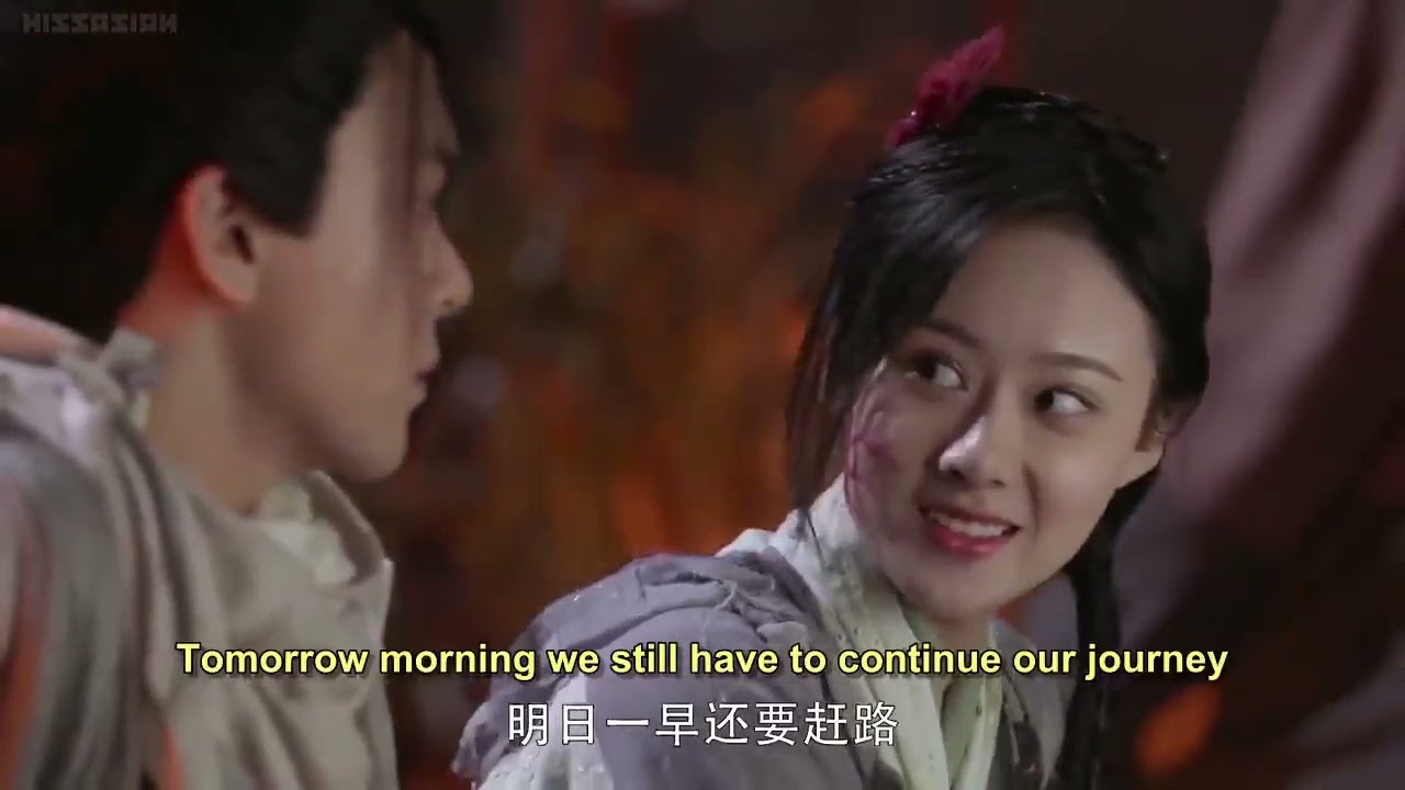 Download Heavenly Sword and Dragon Slaying Sabre 2019. ep17 Eng subs.