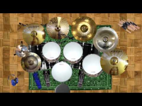 Papinka - Luka Hatiku Cover Drum