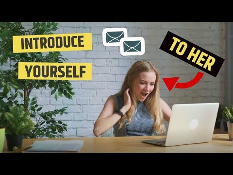 How To INTRODUCE Yourself On A Dating Site (6 Examples)