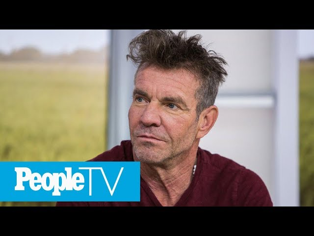 Dennis Quaid Details Crippling Former Cocaine Addiction: I Did It 'On A Daily Basis' | PeopleTV