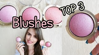 TOP: 3 Blushes - BBB - Larissa Albuquerque