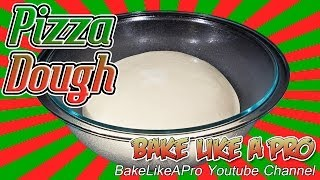 How To Make Pizza Dough In A Food Processor - Super Easy !