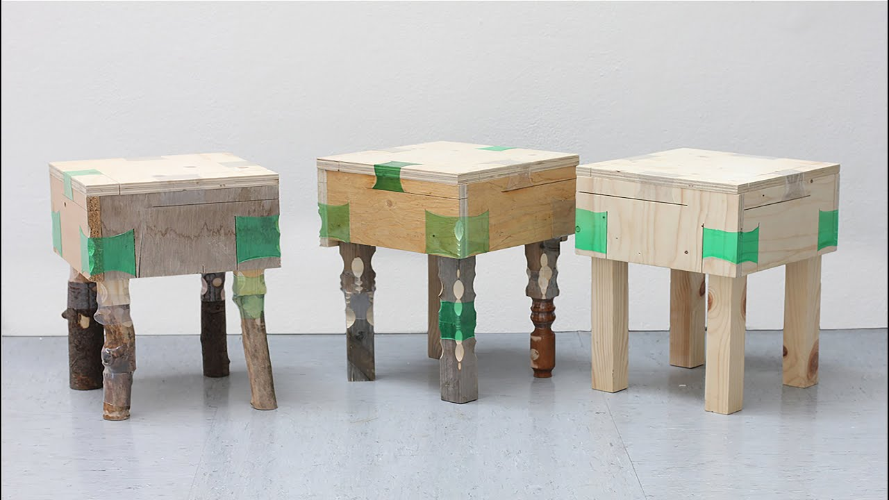Recycle Furniture Micaella Pedros Explains How To Make Furniture Using Discarded Plastic Bottles
