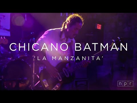 Chicano Batman: 'La Manzanita' SXSW 2016 | NPR MUSIC FRONT ROW
