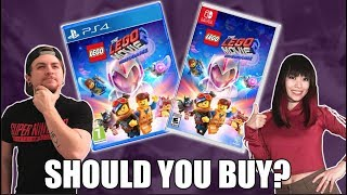 LEGO Movie 2 Videogame REVIEW | PS4 – Nintendo Switch