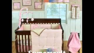 Sumersault Baby Bedding