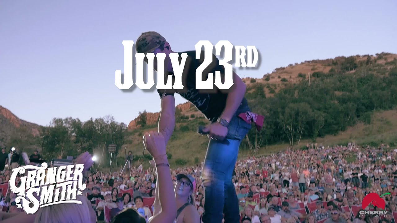 Cherry Peak Presents Granger Smith Featuring Earl Dibbles Jr Coming July 23, 2021