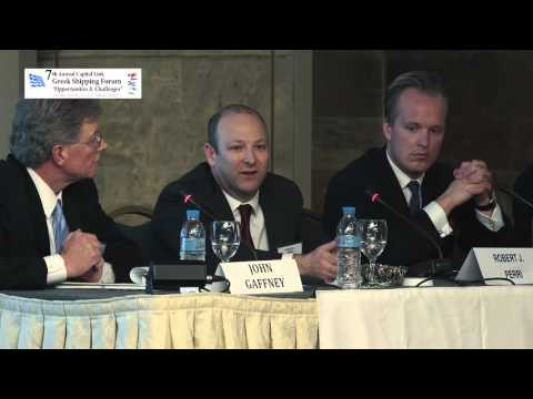 7th Annual Greek Shipping Forum - Analyst Panel