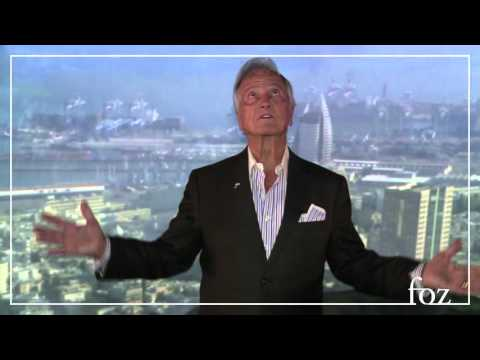 """Pat Boone sings his famous song """"This Land is Mine"""" at the FOZ Museum"""