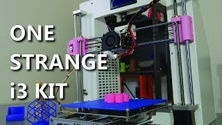 jgaurora a3 3d printer review one strange i3 kit