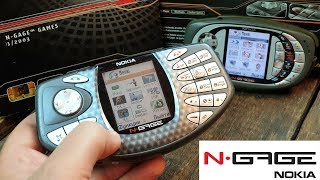 Nokia N-Gage: сага о гаге (2003) - ретроспектива