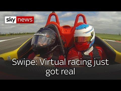Swipe: Sky's Tech Show