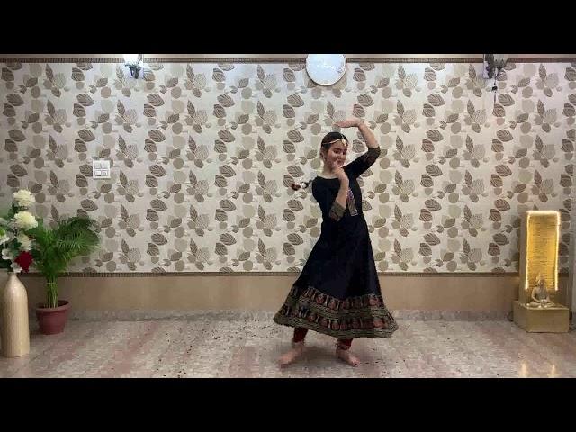 Dance Entry | Aarna Ambardar 2 | Noida, India