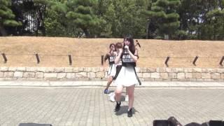 2016/08/14 12時30分~ 城天あいどるストリート Vol.10 大阪城公園 いの...