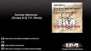 Dj Ives M pres. Donito feat. Sunflower - Summer Memories preview
