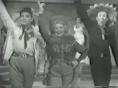 Betty Hutton - Satins and Spurs (1954)