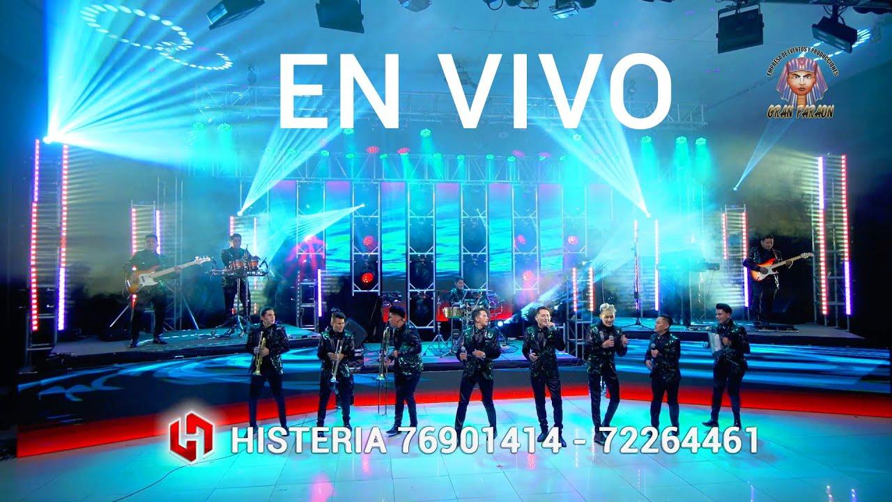 Download El Sentimiento Original HISTERIA para ti en vivo 2021 - Volveré - Lejos de ti