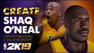 NBA 2K19 - How, um Shaq O ' Neal