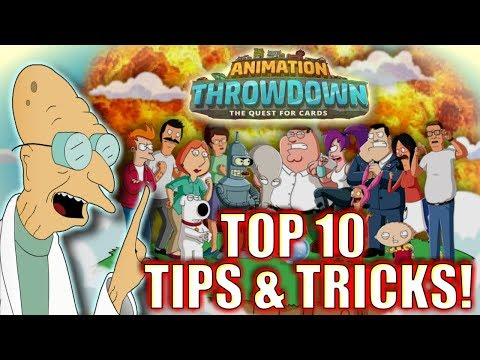 Best Tips And Tricks For Animation Throwdown!