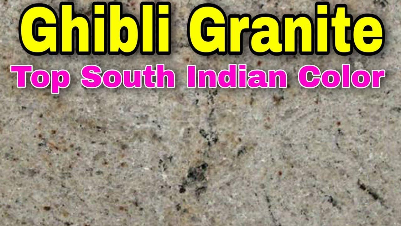 Ghibli Granite, is a fine grain burgundy peach color granite quarried in India. Best South Color,