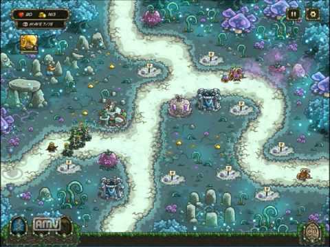Kingdom Rush Origins - ROCKHENGE [veteran] [campaign] |