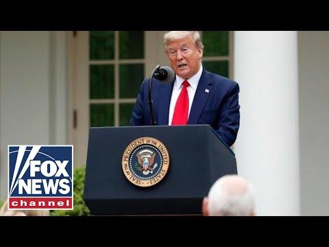 Trump tears into
