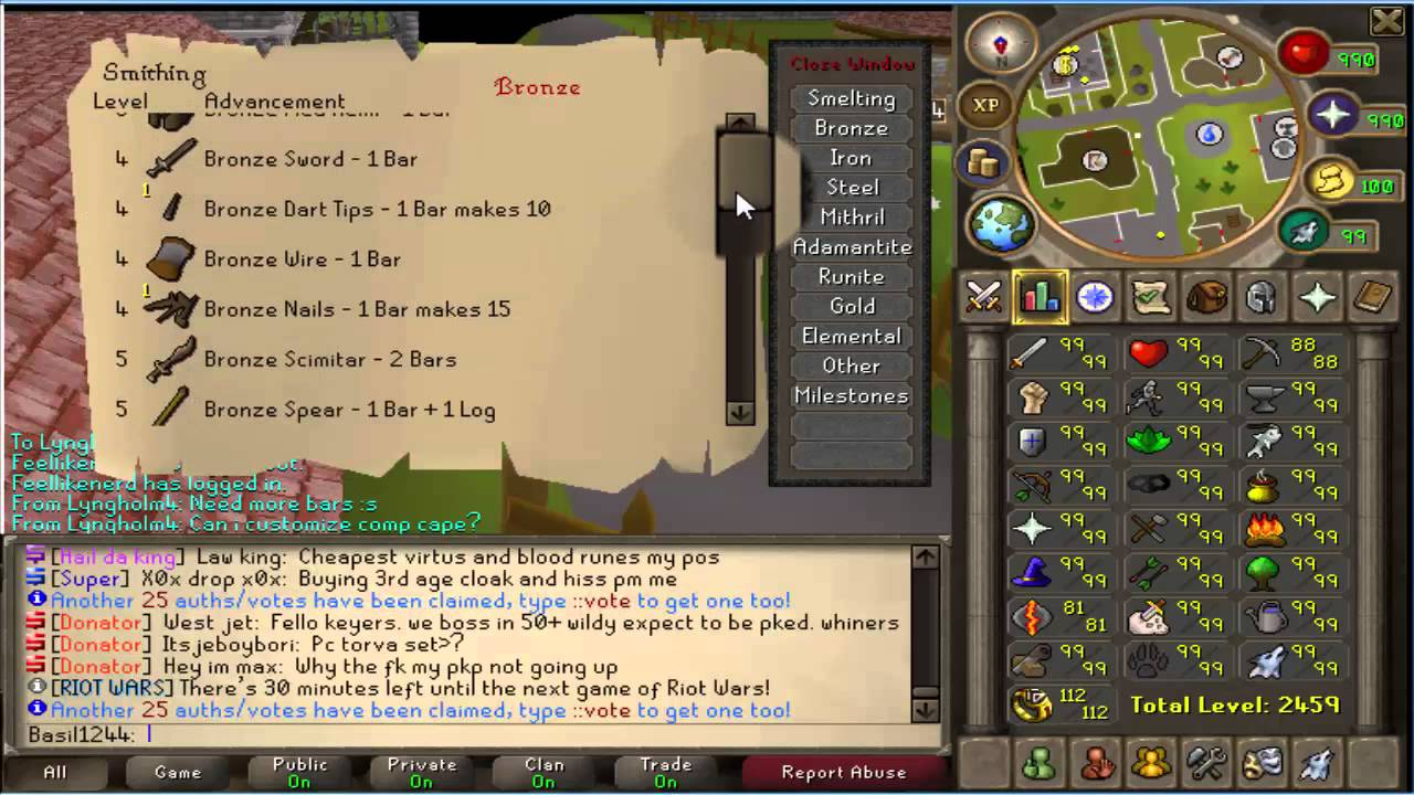 how to get smithing faster