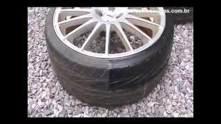 Como fazer tinta para pneu de carro, o famoso pretinho