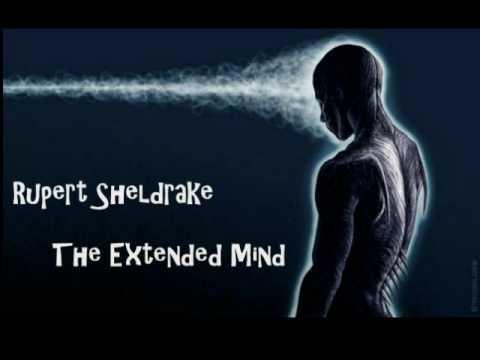 Rupert Sheldrake - The Extended Mind - Telepathy.  Pt 1/3