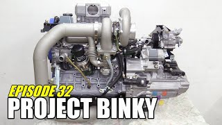 Project Binky - Episode 32 - Austin Mini GT-Four - Turbocharged 4WD Mini