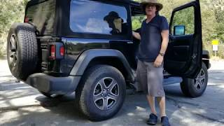 2018 Jeep Wrangler JL in depth Review