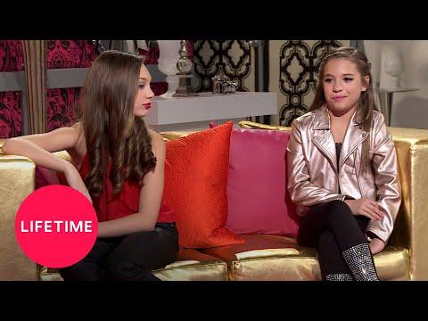 Dance Moms: Maddie and Mackenzies Sibling Rivalry Season 5 Flashback  Lifetime
