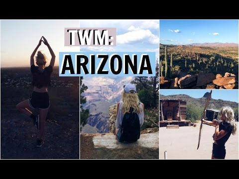 ARIZONA | TRAVEL WITH ME