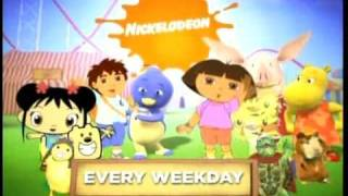 Nickelodeon / Nick Jr. Promo - This Playdate Has It All