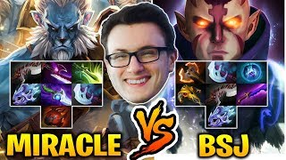 Miracle 8 Item Slotted PL vs 8 Item Slotted BSJ Anti Mage EPIC FIGHT