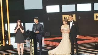Download Video Minho SHINee saat menerima Special Award Indonesian Television Award 2017 di RCTI MP3 3GP MP4